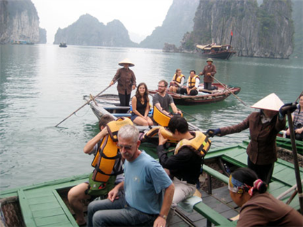 BBC news on the safety in Halong Bay